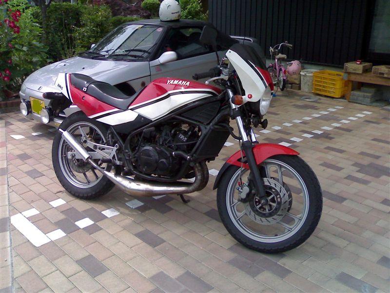 ヤマハ RZ250R