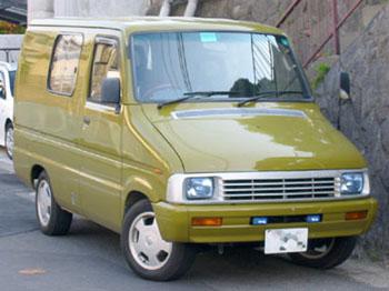 トヨタ デリボーイ