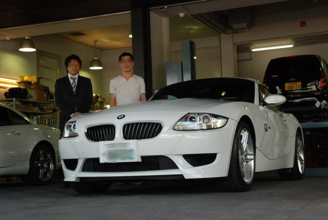 BMW Z4 M クーペ