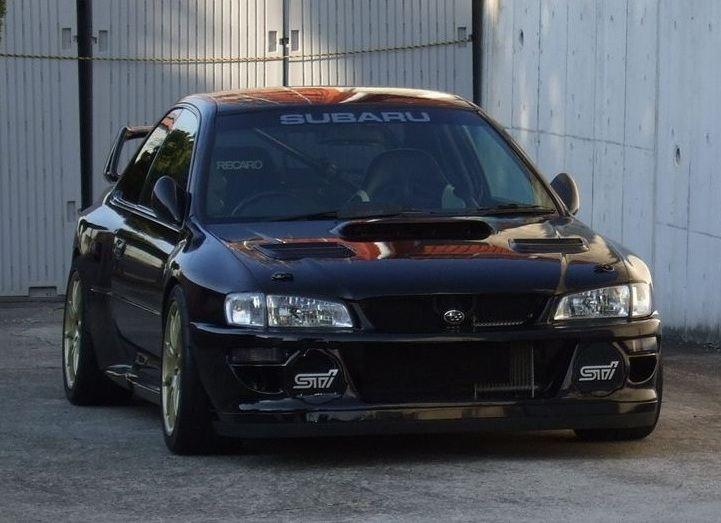 Rallyeさんのインプレッサ WRX STI