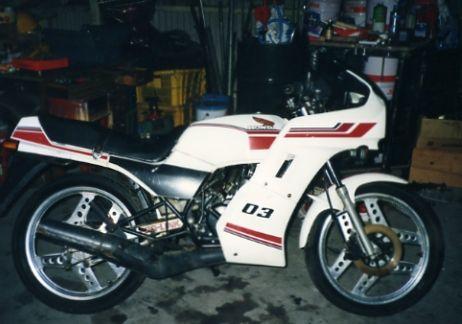 su-giさんのMBX80 インテグラ
