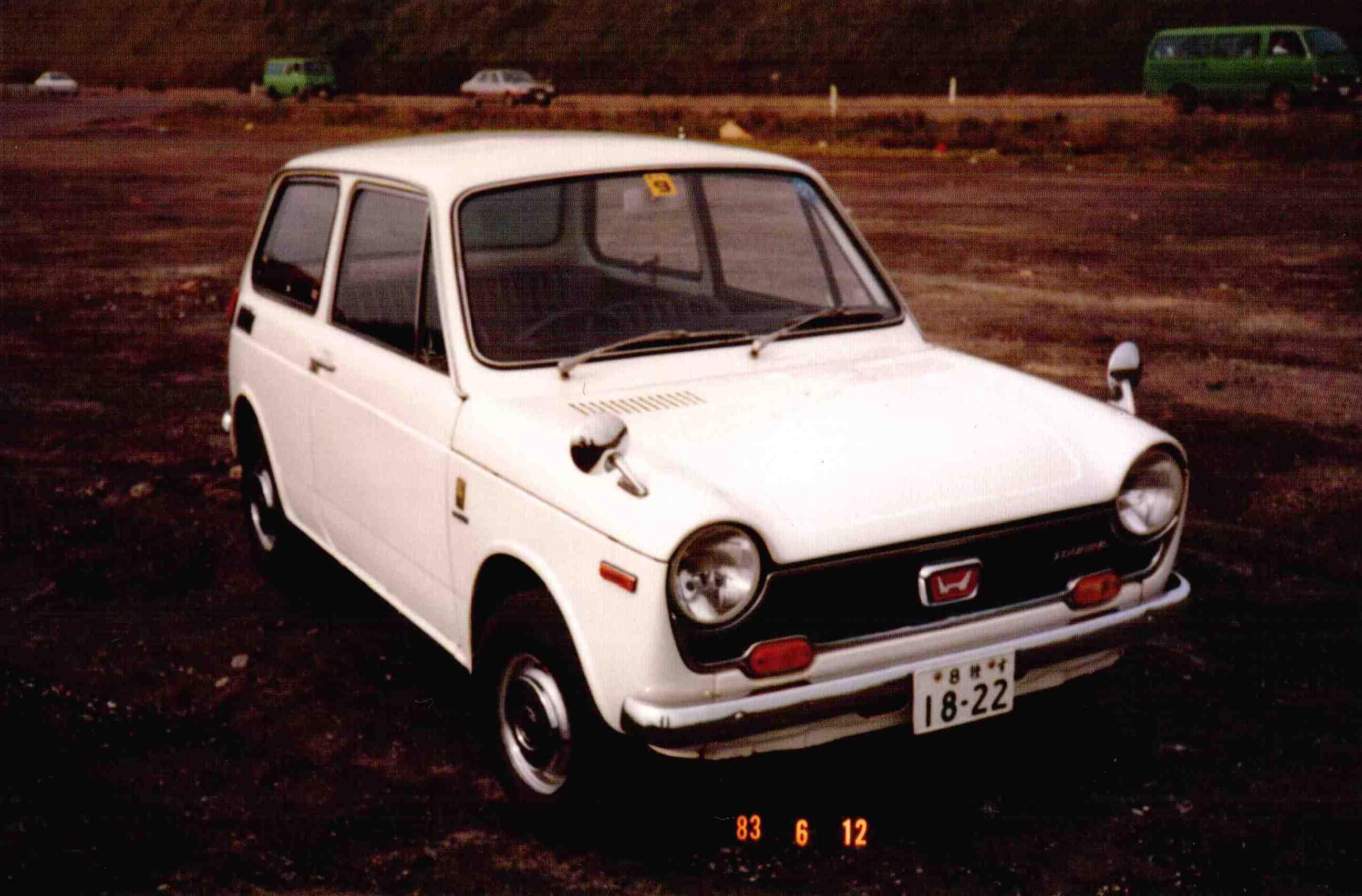 ホンダ N360