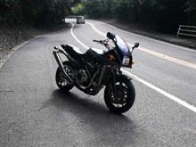 ライトウエイトでいこうさんのGPZ750R Ninja 左サイド画像
