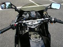 ライトウエイトでいこうさんのGPZ750R Ninja インテリア画像