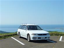 ぺそ太郎さんの愛車:スバル レガシィツーリングワゴン