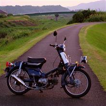 mochi1986さんのプレスカブ50 左サイド画像