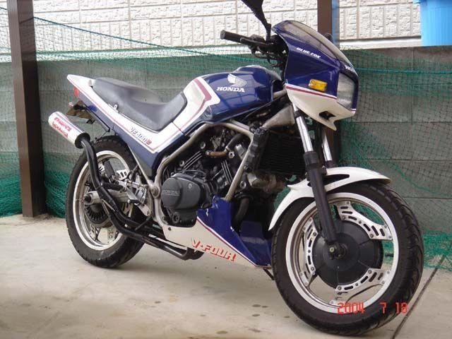 「 ミネ 」さんのVF400F