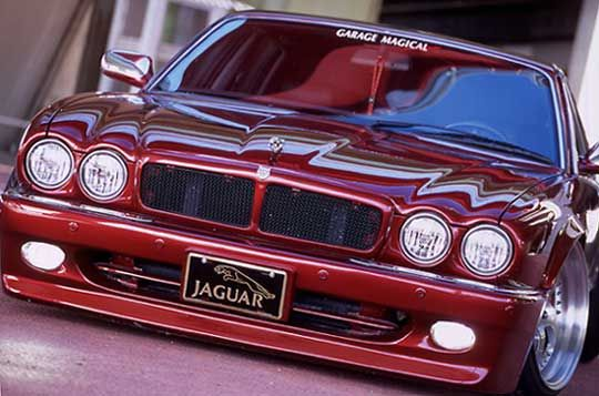 ジャガー XJシリーズ