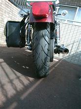 いそとさんのスポーツスターXL1200R(ロードスター) リア画像