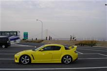 黄8の松さんのRX-8
