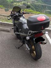 レカ朗さんのGPZ900R リア画像