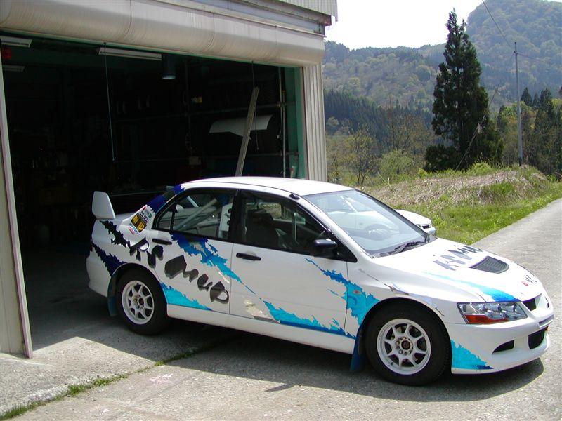 三菱 ランサーエボリューションVIII