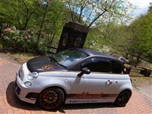 Neru@ABARTHさんのアバルト・500 (ハッチバック) メイン画像
