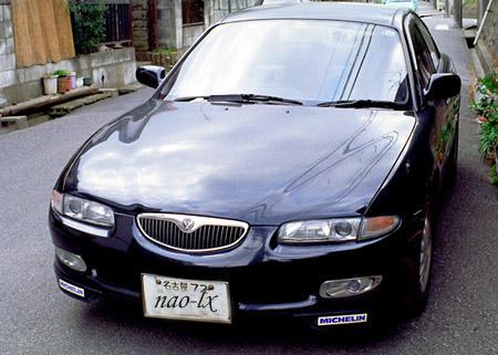 マツダ ユーノス500