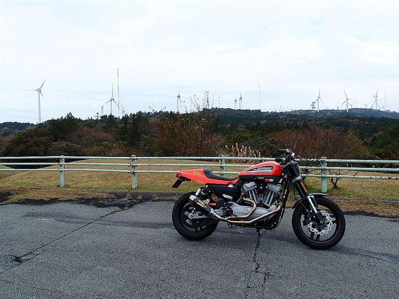 アカ。さんのスポーツスターXR1200