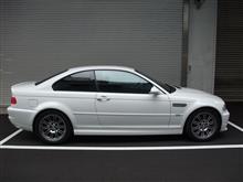 マティラさんの愛車:BMW M3 クーペ