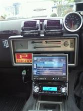 SKY VAN Dさんのスカイラインバン インテリア画像