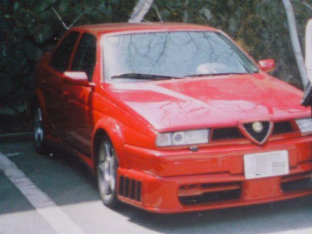 アルファロメオ 155