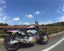 健三@kenzouさんのスポーツスターXL1200R(ロードスター) インテリア画像