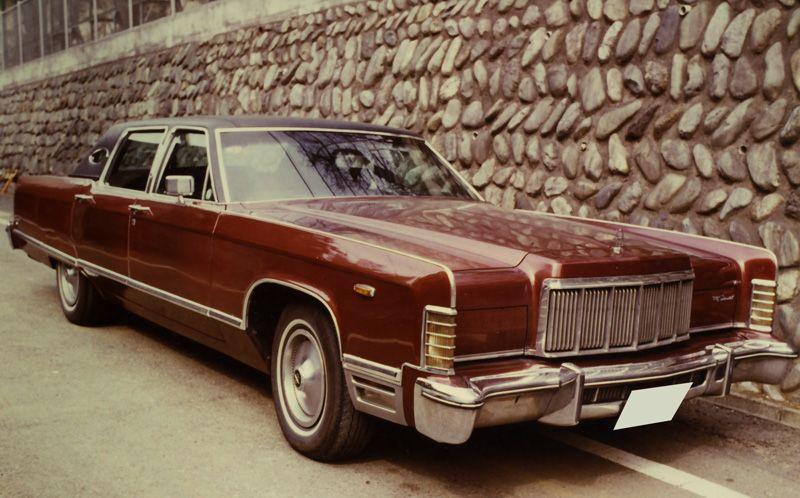 リンカーン タウンカー