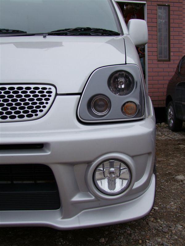 スズキ ワゴンRプラス