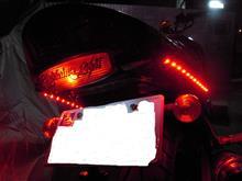 SHUNさんのバンディット250V リア画像