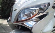 サンダー&ブラックマイカさんのスカイウェイブ400 タイプS メイン画像