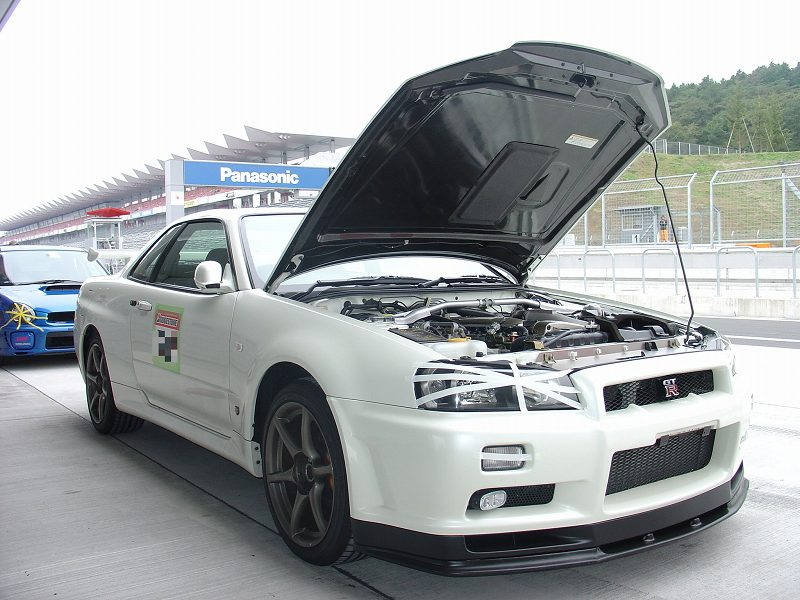 日産 スカイラインGT‐R