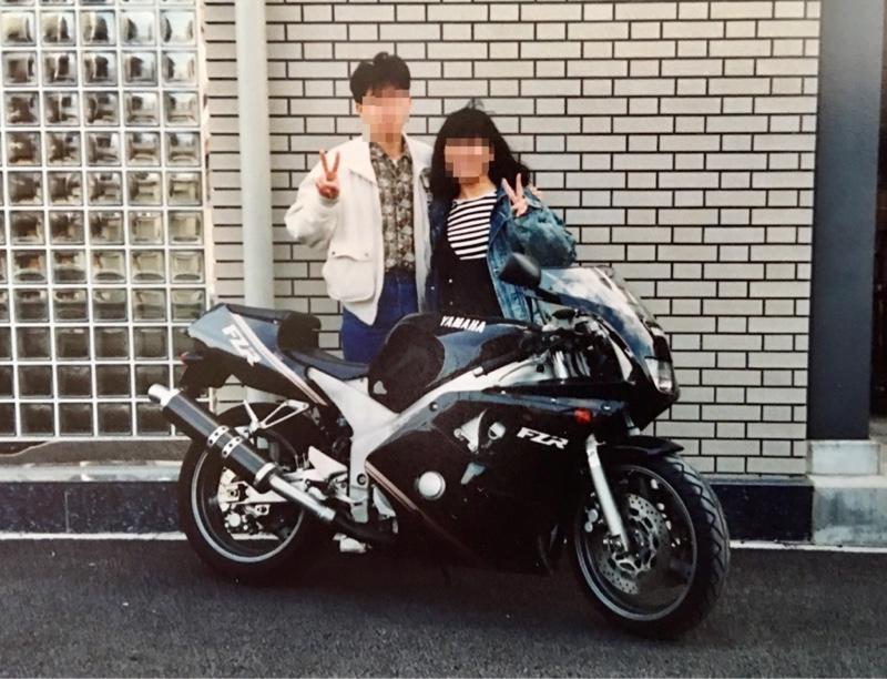 すがっぴさんのFZR400RR