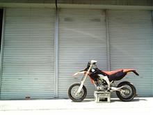 SonicSpeedさんのCRF450R メイン画像
