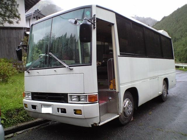 ハミルトンCT9Aさんのジャーニーバス