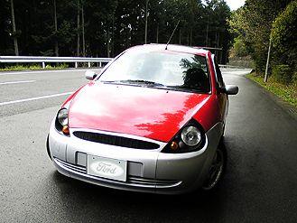 フォード Ka