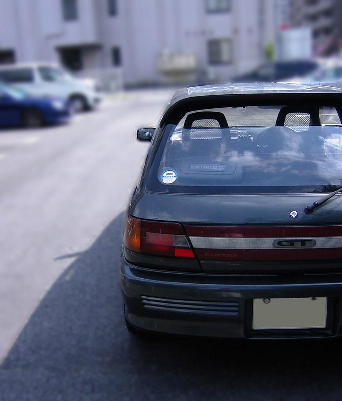 トヨタ スターレット