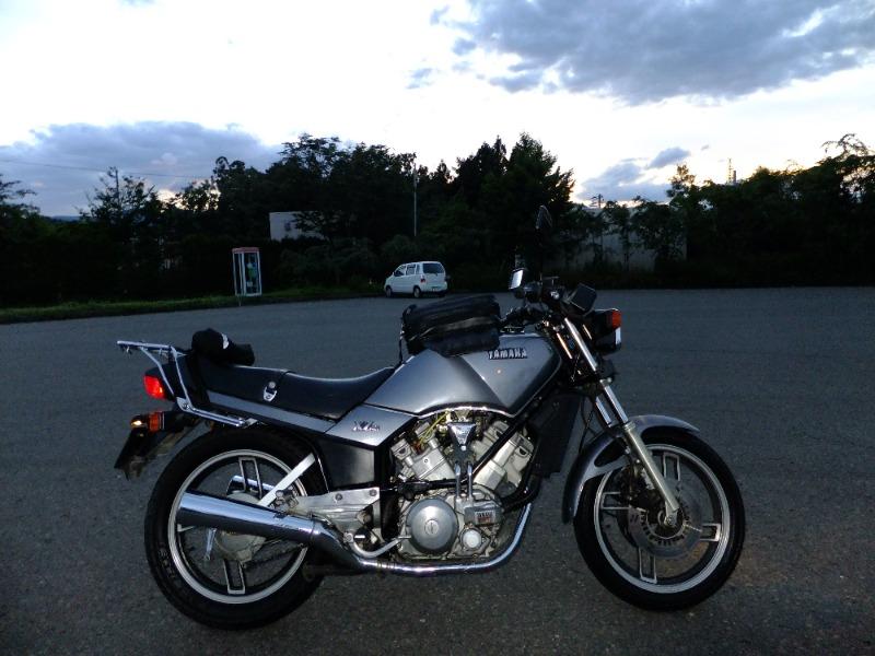NishitagaさんのXZ400
