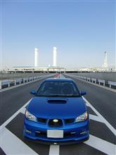 青いカメさんのインプレッサ スポーツワゴン WRX メイン画像