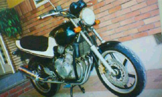 ホンダ CB250F ジェイド