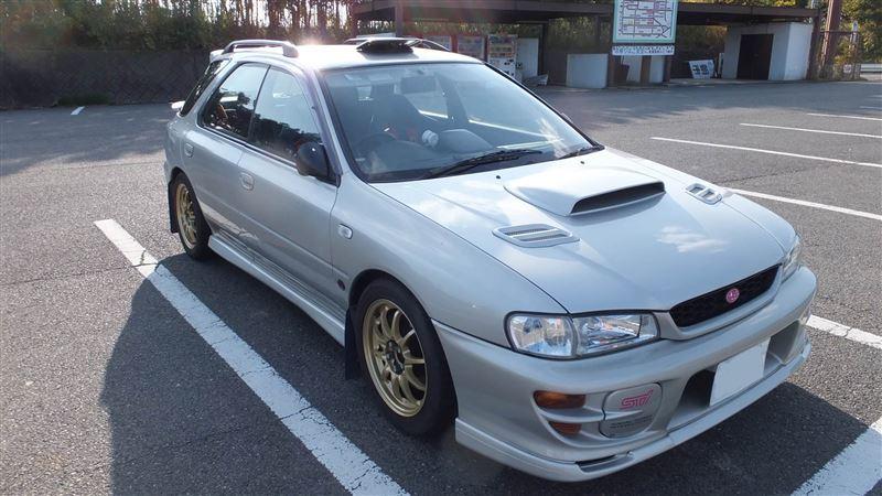 Ken@GF8F_STi/社用車さんのインプレッサ スポーツワゴン WRX
