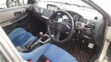 Ken@GF8F_STi/社用車さんのインプレッサ スポーツワゴン WRX リア画像