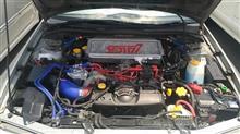 Ken@GF8F_STi/社用車さんのインプレッサ スポーツワゴン WRX インテリア画像