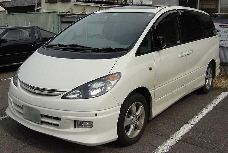 トヨタ エスティマT