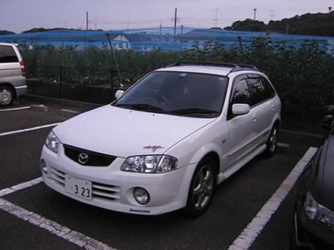 マツダ ファミリアS-ワゴン