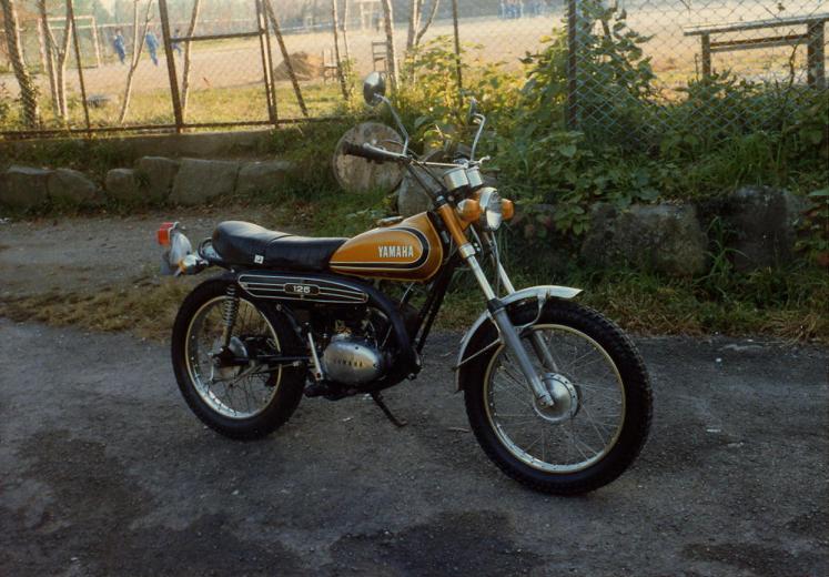 ロッソモンツァさんのAT125