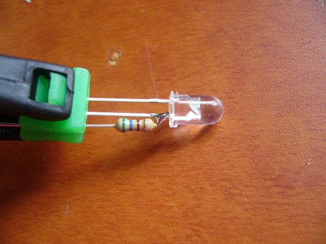 メーター用LED製作