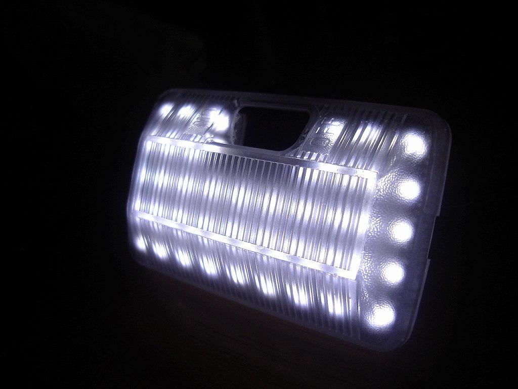 LEDルームランプVer.UP計画④