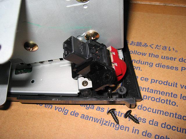 A型→D型オーディオユニットへの交換(2)