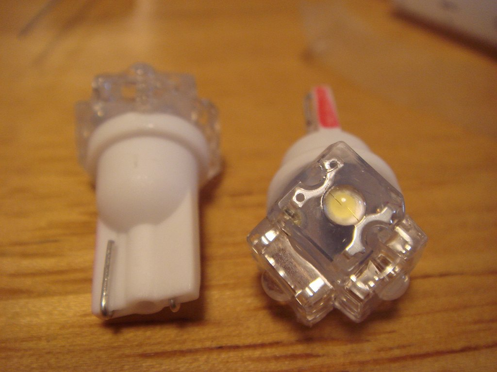 LEDウェッジ球の製作②