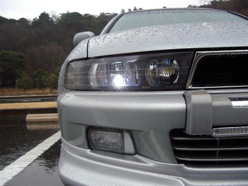 Super威嚇型 LED車幅灯 追試