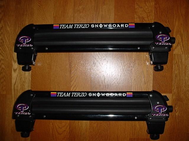 TERZO製スキー&スノーボードアタッチメント