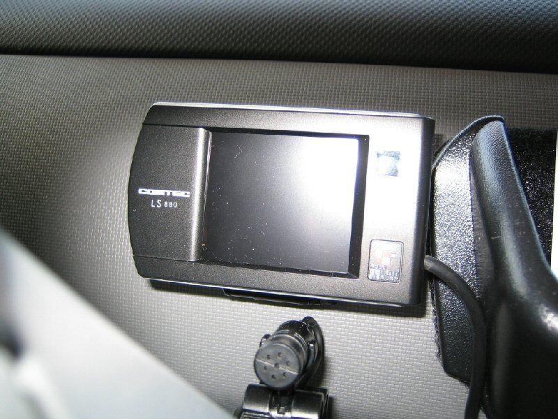 GPSレーダー探知機