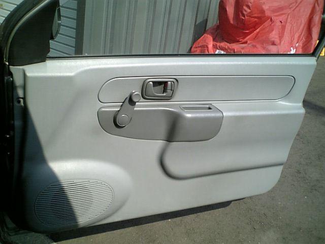 ドアスピーカー取付交換 1
